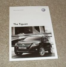 Volkswagen VW Tiguan Price Guide 2010 - S Match Sport R Line Escape 2.0 TDI 1.4