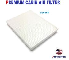 C38155 PREMIUM QUALITY CABIN AIR FILTER For 2015 2016 2017 FORD MUSTANG FP78