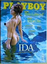 Playboy Croatia June 2009 - IDA LJUNGQVIST