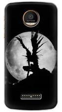 Death Note Ryuk Shinigami Full Moon Case for Moto Z3 Z2 Z Force Play G4 G5 G6