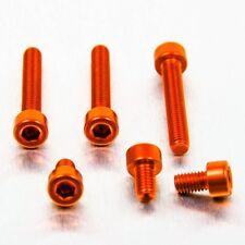 Pro-Bolt Aluminium Fuel Cap Kit KTM - Orange KTM 690 Duke 13+