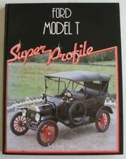 FORD MODEL T SUPER PROFILE Michael Allen ISBN 0854295879 Car Book