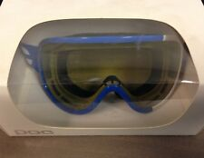 2016 POC Retina BIG Comp Terbium Blue Adult Goggles w/ Brown Lens