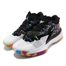 Nike Jordan Zion 1 ПФ ной Уильямсон черный белый Мульти мужские туфли DA3129-001