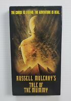 Russell Mulcahy's Tale of The Mummy VHS Dimension Horror Trash Fangoria Approved