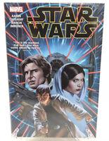 Star Wars Vol 1 Aaron Cassaday Collects #1-12 Marvel Comics New HC Hardcover