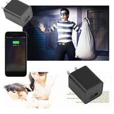 1080p USB Spy Camera 32gb UX-6 ScoutOut DVR GENUINE Charger Surveillance FBI VIP