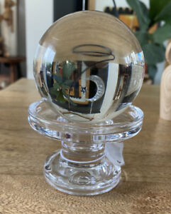 80mm Glass Photography Crystal Ball - Lensball Photography - Boxed