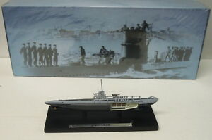 Finshed Model u Boat U-9 Type II B, 1939, Atlas, 1:3 50, Metal, New