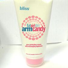 Bliss Fat Girl Slim Arm Candy Perfecting Cream Massaging Applicator 4.2 oz