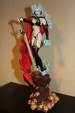 Chaos! Comics Lady Death Dark Millennium Statue Eternal Toys Diamond Select