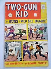 Two-Gun Kid 63 Jack Kirby Cover May 1963 Marvel Silver Age Rare Book