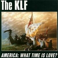 "The KLF ‎– What Time Is Love? Vinyl 7"" Single"