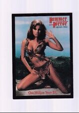 PROMO CARD HAMMER HORROR SERIES 2 P2 RAQUEL WELCH 1 MILLION YEARS BC