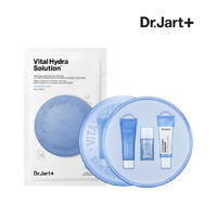 Dr.Jart+ Vital Hydra Solution Biome Trial Kit 2019 New Cream Essence Mask Sheet