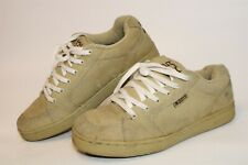IPath Native Mens 11 44.5 Beige Hemp Canvas Skate Sneakers RARE Retired Shoes