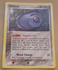 POKEMON BLACK STAR PROMO CARD - #022 BELDUM - NM