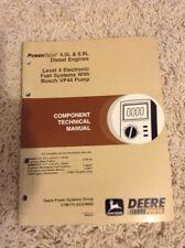 John Deere Powertech 4.5L&6.8L Diesel Engines-Level 4 Manual   CTM170  '00