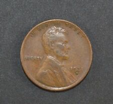 1931 D Lincoln Wheat Penny  C6060