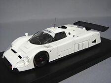 hpi-racing 1/43 Jaguar R XJR-9 Plain Color White w/Shizuoka Hobby Show Plate