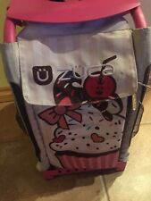 New listing Zuca Limited Edition Cupcake Preowned Bag Insert (No Frame) Only