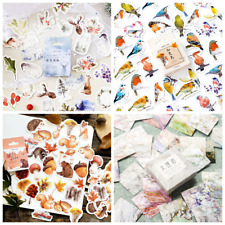 Foggy Forest Bullet Journal Decorative Washi Stickers Scrapbooking Stick Gift