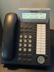 Panasonic KX-DT343-B Single Line Corded Phone