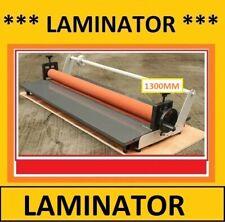 LAMINATRICE CALANDRA LAMINATORE PLASTIFICATRICE 1300mm 130cm