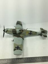1/32 SCALE 21ST CENT. ULTIMATE SOLDIER GERMAN LUFTWAFFE ME-109 FIGHTER PLANE WW2