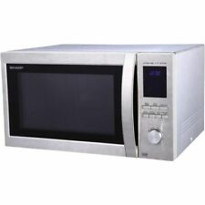 Sharp R982STM 42L Combination Microwave Stainless Steel
