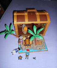 PLAYMOBIL Piraten Schatztruhe 4432 Mitnehm-Piratenkoffer