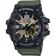 CASIO G-SHOCK MUDMASTER WATCH RELOJ HOMBRE TERMOMETRO MEN 200 M GG-1000-1A3ER