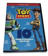 Toy Story - Disney Pixar - Brand New - 10th Anniversary Edition DVD - 2 Disc Set