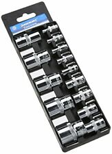 Silverline 675072 E4-e24 Socket ext Set 14pcee4 - E24