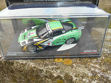 CORVETTE C 5 R  - FIA GT RAC TOURIST TROPHY - 2007 - SILVERSTONE -SCALA 143