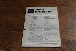 GRUNDIG Hi Fi Receiver 20Vintage Retro HiFi SERVICE INFORMATION manual