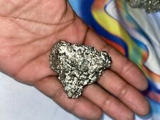 Large Pyrite Cluster Energy Healing Crystal Charged Fools Gold 5 oz
