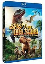 Blu Ray Un SPASSO CON DINOSAURIOS - (2014) Contenido Especial NUEVO
