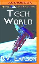 Undying Mercenaries: Tech World 3 by B. V. Larson (2015, MP3 CD, Unabridged)