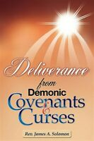 Deliverance From Demonic Covenants And Curses, Brand New, Free P&P in the UK