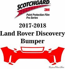 3M Scotchgard Paint Protection Film Pro Series 2017 2018 Land Rover Discovery
