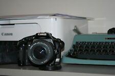 Fotocamera Canon EOS 400D reflex digitale + obiettivo canon 18-55 + cf card 2gb