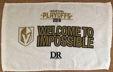 Vegas Golden Knights Stanley Cup Playoff Battle Towel *Final Round, Game 1* #VGK