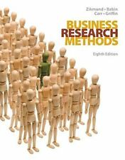 Business Research Methods, 8th Edition (with Qualtrics Card), Zikmund, William G