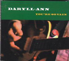 DARYLL ANN - you're so vain CD single