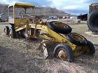 Case Model LI Tractor & Galion Hydraulic Road Grader Attachment L LA