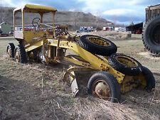 Case Model Li Tractor Amp Galion Hydraulic Road Grader Attachment L La