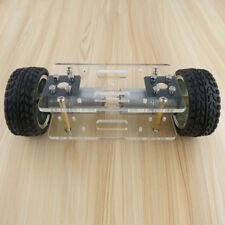 JMT Plate Car Chassis Rahmen Selbstabgleichender Zwei-Drive 2 Wheels Robot