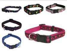 Rosewood Wag N Walk Adjustable Nylon Fashion Dog Collars