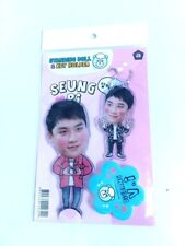 SeungRi Big Bang Bigbang Photo Standing Doll Key Holder Set KPOP TaeYang GD TOP